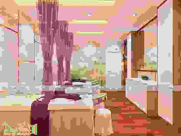 Mẫu thiết kế phòng điều trị spa: hiện đại  by Công ty TNHH Funi, Hiện đại