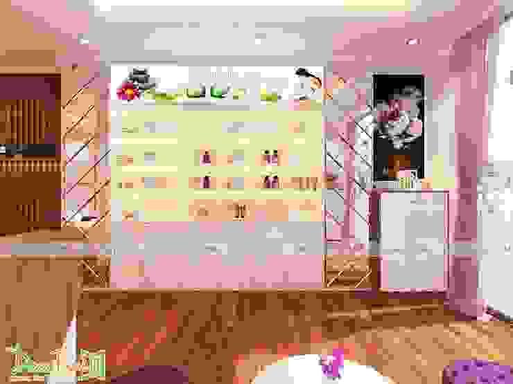 Tủ mỹ phẩm spa: hiện đại  by Công ty TNHH Funi, Hiện đại