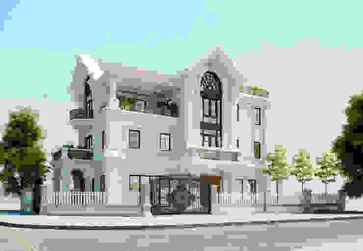by Công ty kiến trúc Việt Architect Group Modern
