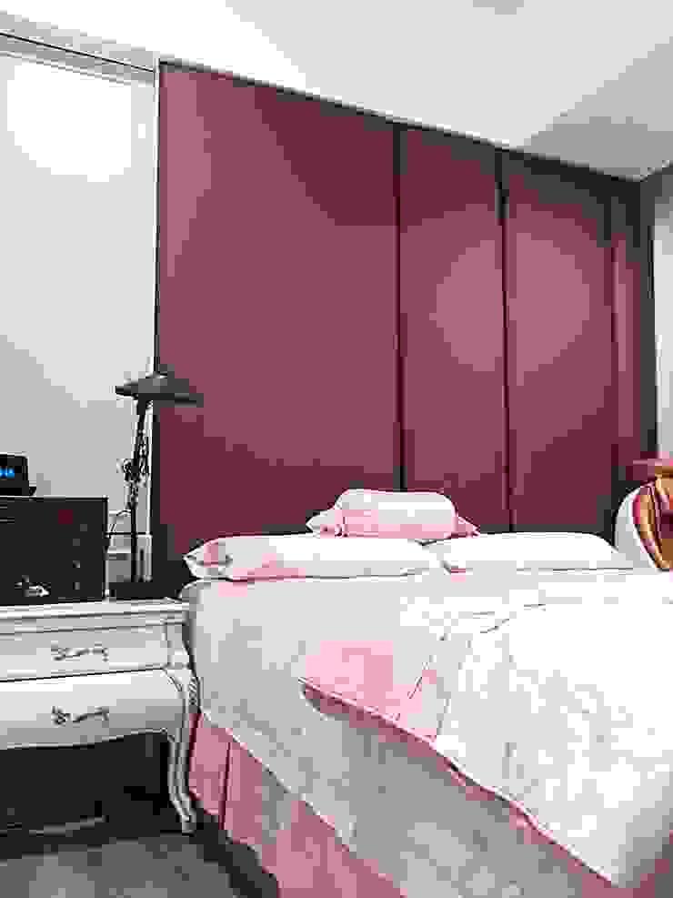 Modern Bedroom by 業傑室內設計 Modern