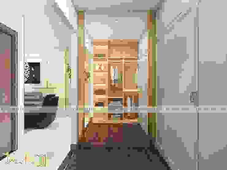 Thiết Kế thi công căn hộ chung cư hà dô – quận 10 – Nội Thất Funi: hiện đại  by Công ty TNHH Funi, Hiện đại