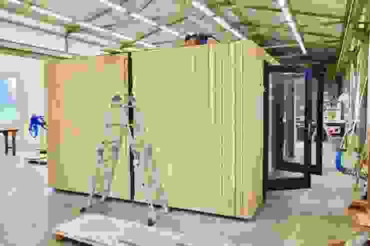 Außenverkleidung (Holz) von THULE Blockhaus GmbH - Ihr Fertigbausatz für ein Holzhaus Minimalistisch