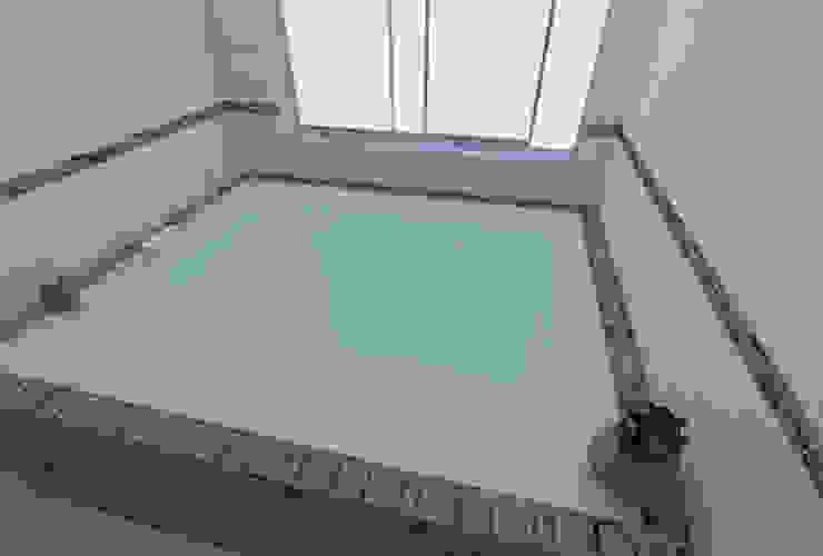 Progetti con vasca Ceramiche B.M Bagno moderno