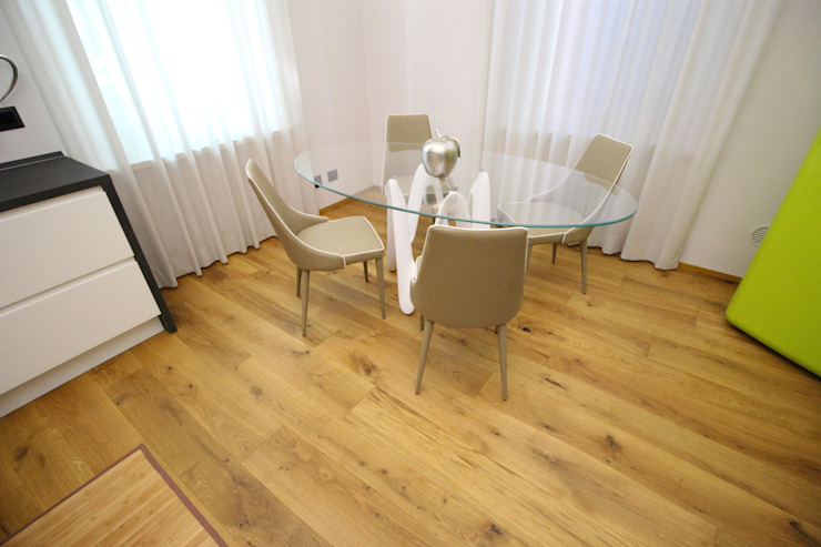 Pesaro – Dondi Bolefloor Sala da pranzo moderna