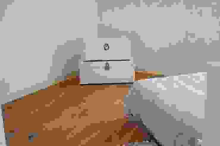 Appartamento a Siracusa Bolefloor Camera da letto moderna