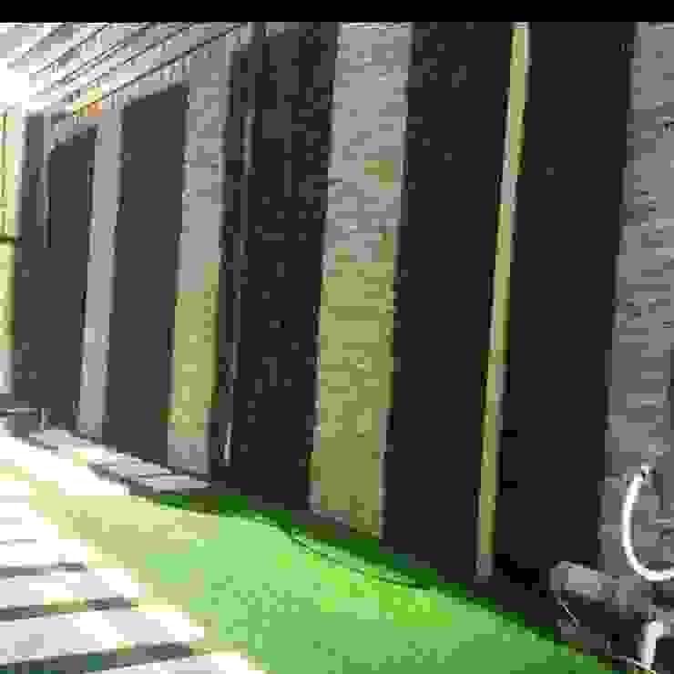 عشب جدارى خميس مشيط وابها: حديث  تنفيذ تنسيق حدائق ابها وخميس مشيط,حداثي