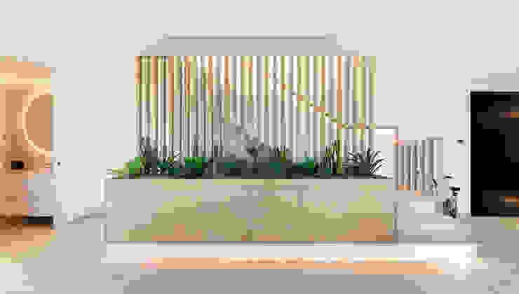 Proyecto interiorismo y arquitectura de un unifamiliar en Carlet, Valencia de Ideas Interiorismo Exclusivo, SLU Minimalista