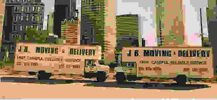 JB Movers Los Angeles CasaContenitori