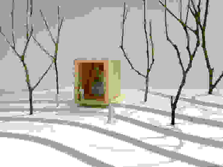 Minimalist houses by Paulo Stocco Arquiteto Minimalist
