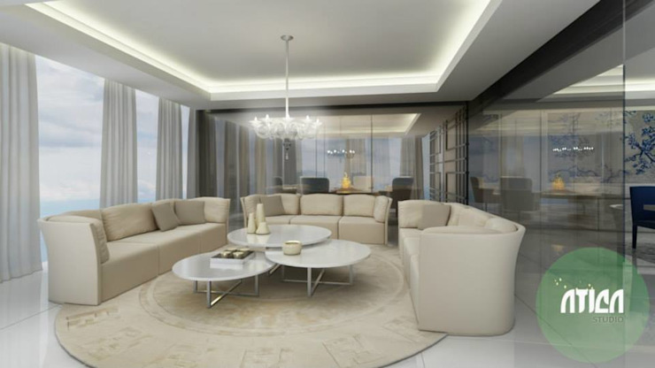 Freelance3d Modern Living Room