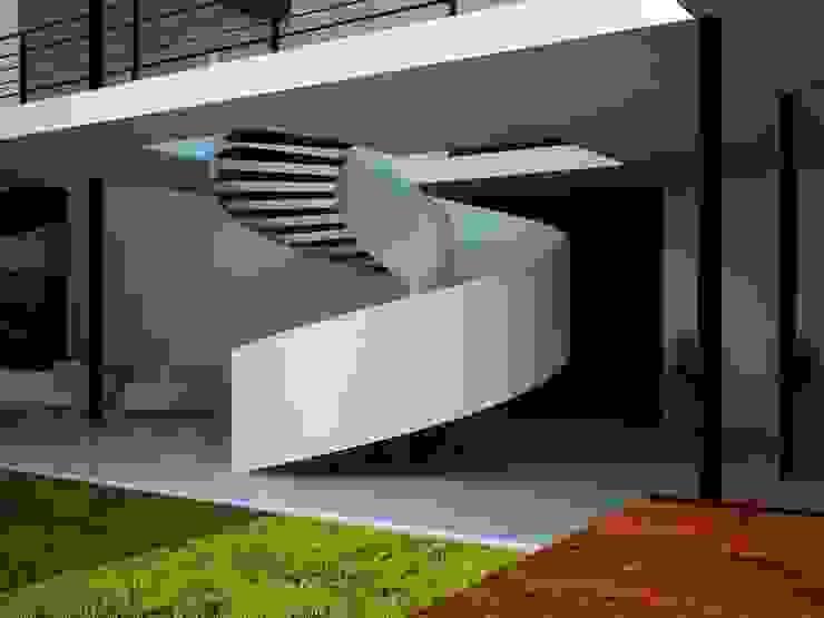 Escalera de JARAMILLO B DESIGN Minimalista