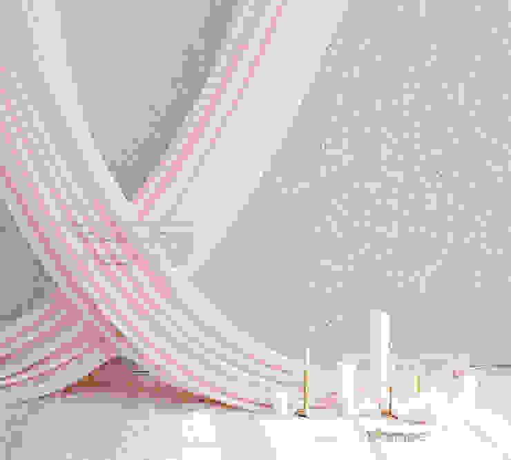 Papel Tapiz Decora Pro - Colección Contempo -Flower Marks 572231-1 Decora Pro Paredes y pisosDecoración de paredes Papel Ámbar/Dorado