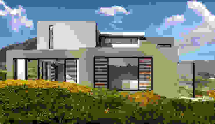 Casa Pasizara de Pro Escala Arquitectos SAS Moderno