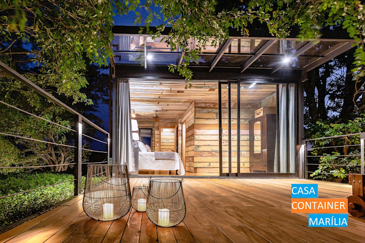 by Casa Container Marilia - Arquitetura em Container Country