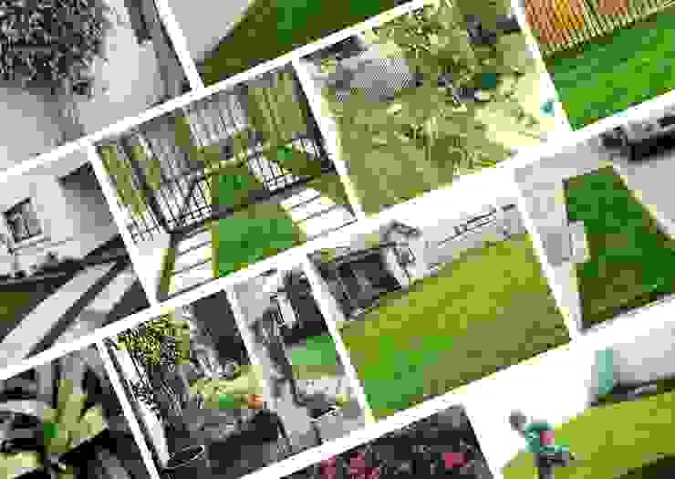 HG Jardinería Taman Modern