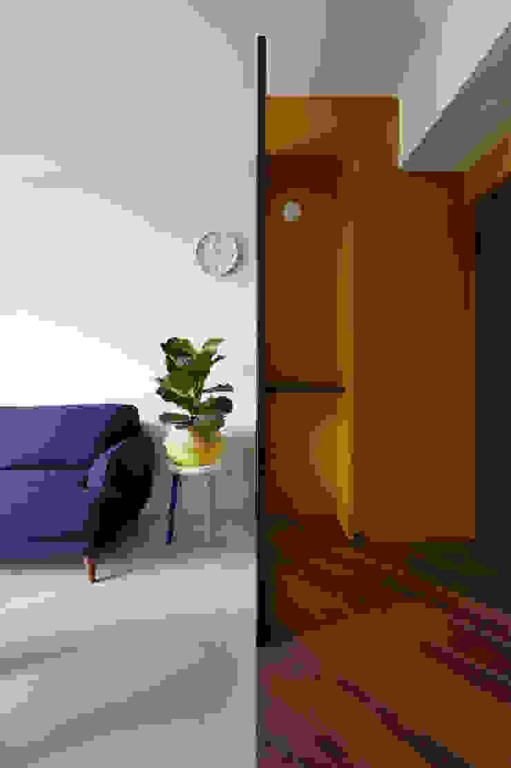Residence F 根據 分寸設計 CMYK studio 簡約風