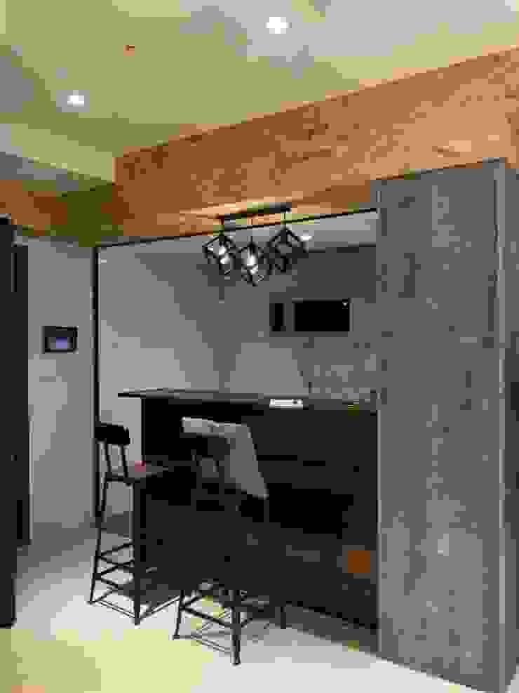 威均 - 天翔實品屋E3 根據 歐皇系統傢俱有限公司 工業風 OSB