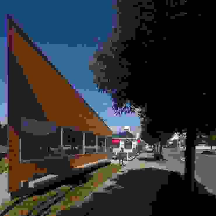 Espaces commerciaux originaux par ピークスタジオ一級建築士事務所 Éclectique