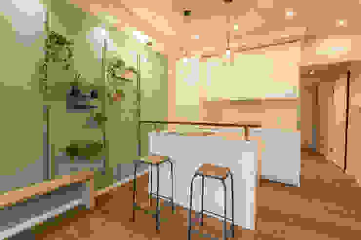 Cucina Cucina moderna di GruppoTre Architetti Moderno