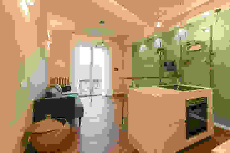 Living Room GruppoTre Architetti Soggiorno moderno
