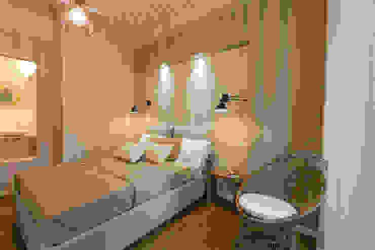Camera Singola GruppoTre Architetti Camera da letto moderna