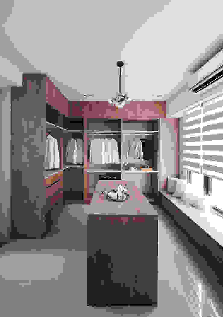 更衣室 根據 禾宇室內設計 北歐風 MDF