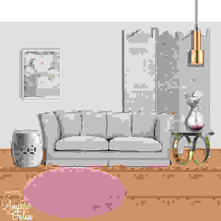 Amparo Galán Living room