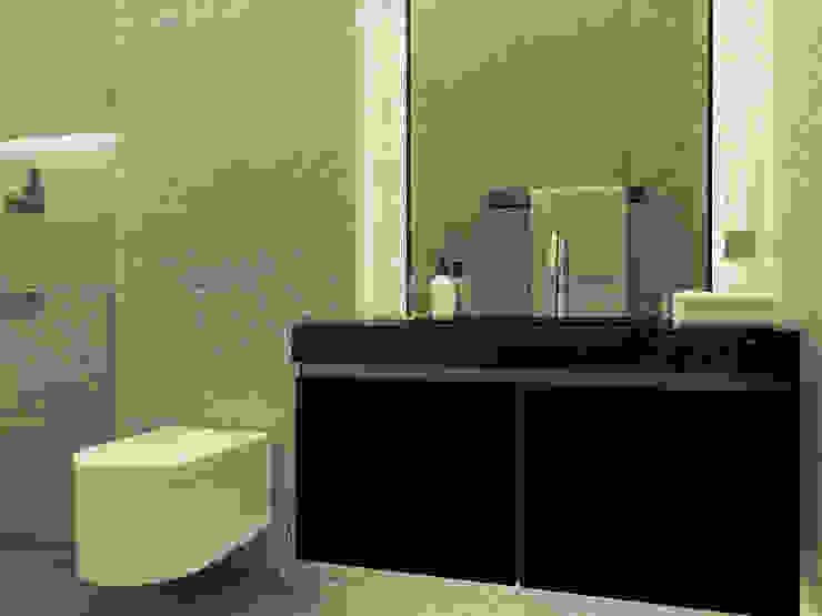 NEUMARK Minimalist style bathroom