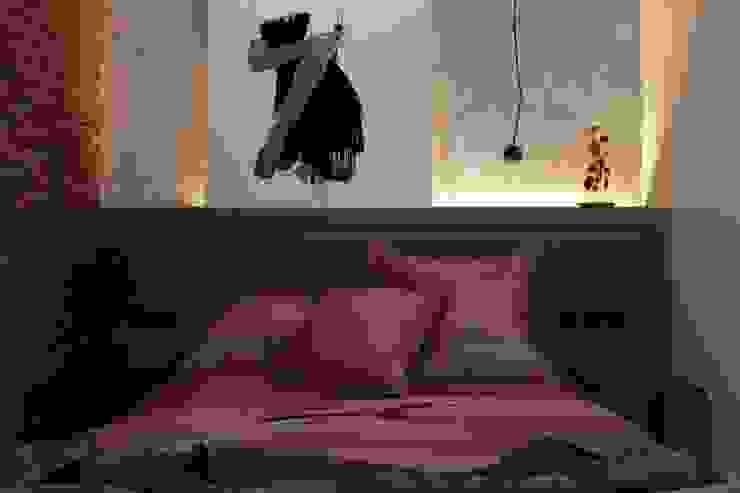 Industrial style bedroom by Vashantsev Nik Industrial