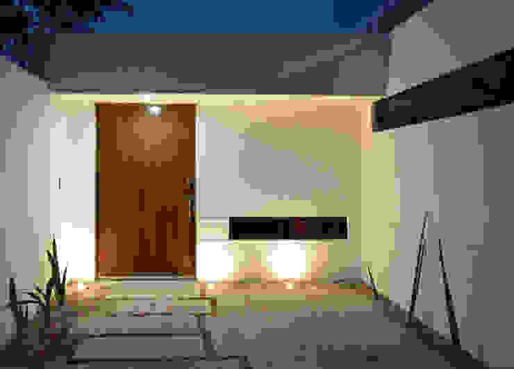根據 Punto Libre Arquitectura 現代風