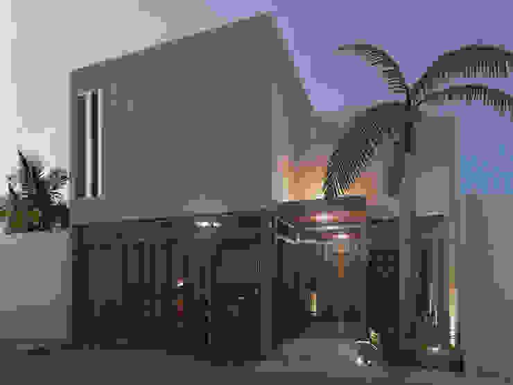 Punto Libre Arquitectura Modern Houses