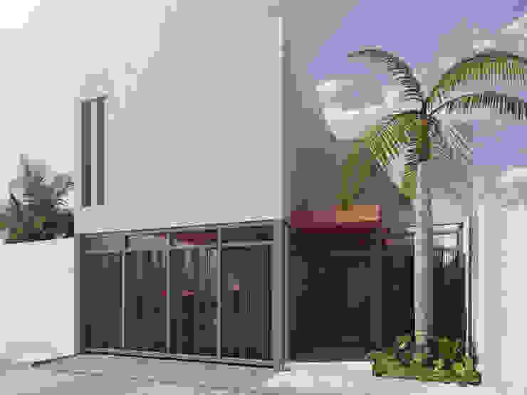 Punto Libre Arquitectura Single family home