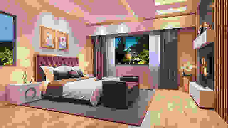 bedroom by Designers Gang