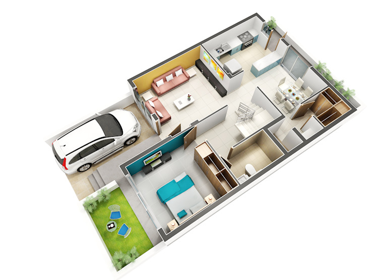 floor plan Designers Gang