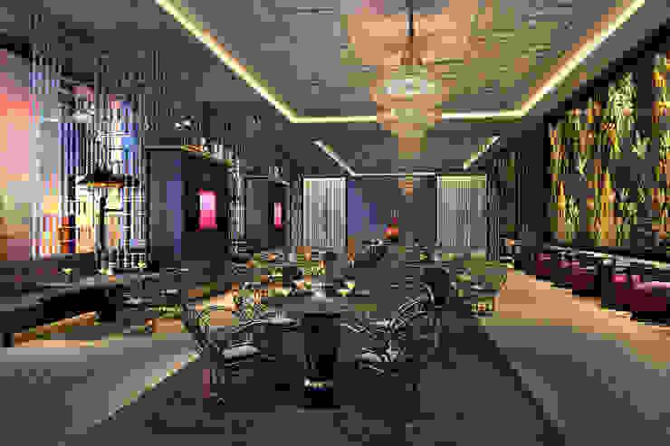 Restaurant by Designers Gang