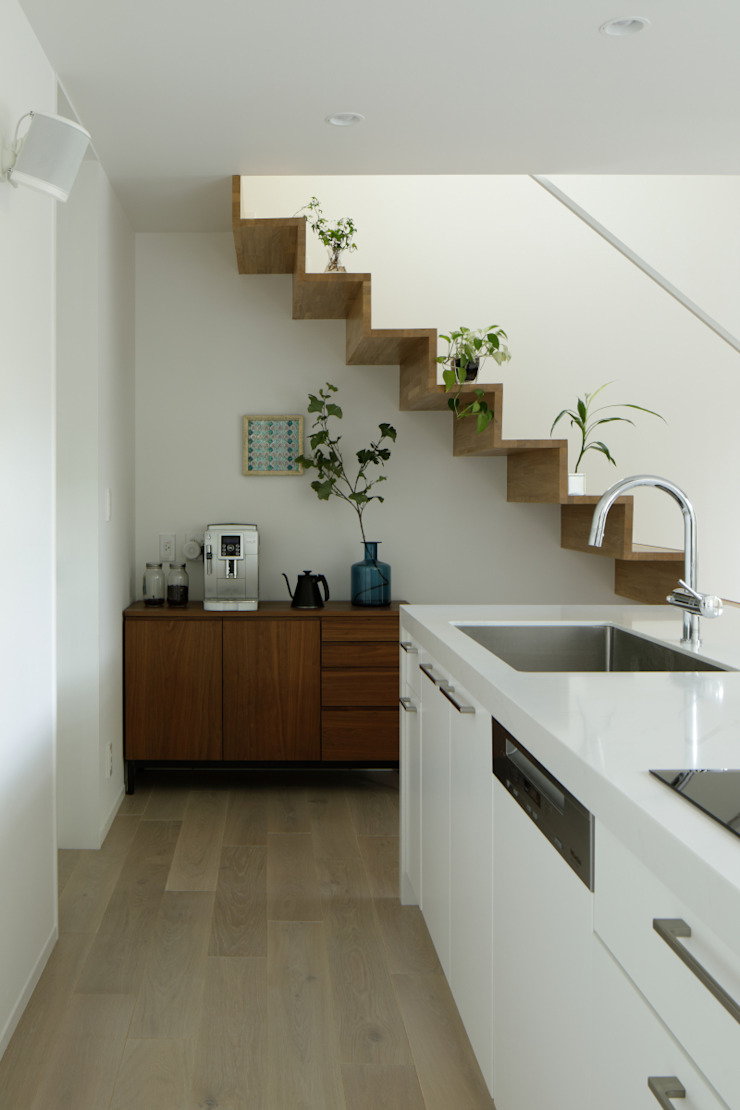 atelier137 ARCHITECTURAL DESIGN OFFICE Escaleras