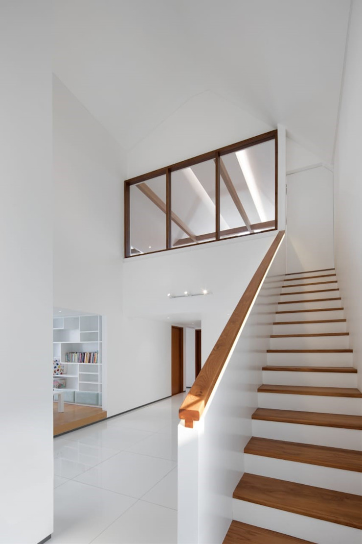 HC House Oleh CV Berkat Estetika Skandinavia Kayu Wood effect