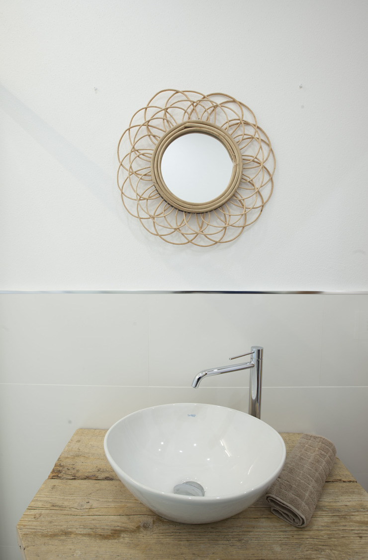 GruppoTre Architetti ห้องน้ำ White
