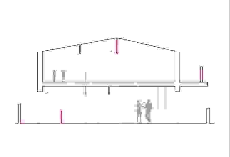 Oleh GruppoTre Architetti Modern