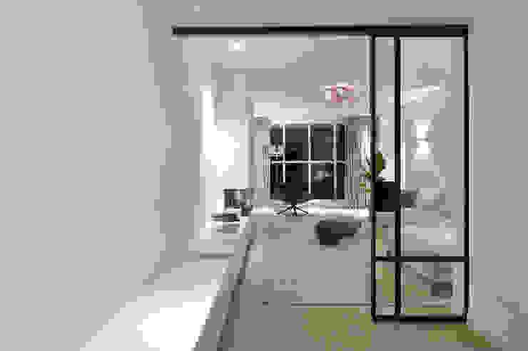 Interieur Design, 3d tekening, 3D drawing, realisatie en ontwerp Moderne woonkamers van Ester Lipsch Creatief Ontwerp Modern