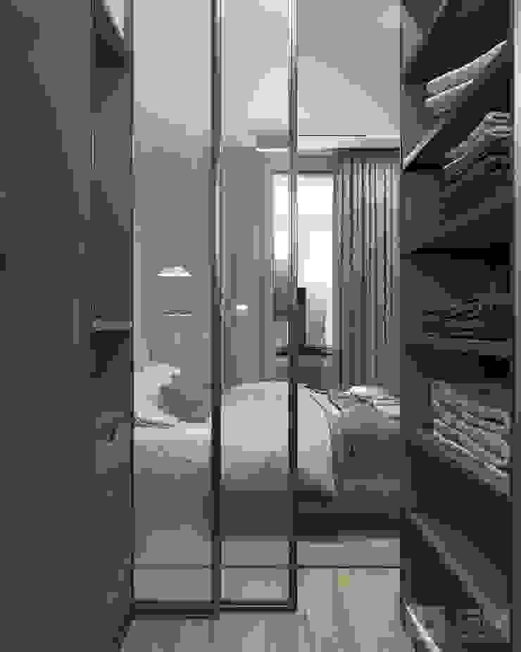 Habitaciones de estilo minimalista de GM-interior Minimalista