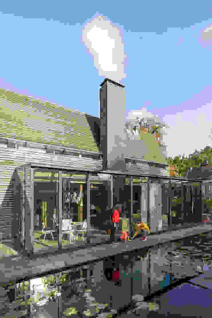 Rookwolk van RHAW architecture Modern Hout Hout