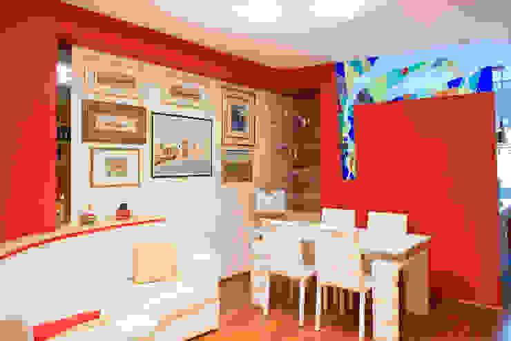 Salon moderne par Studio di Architettura e Design Giovanni Scopece Moderne