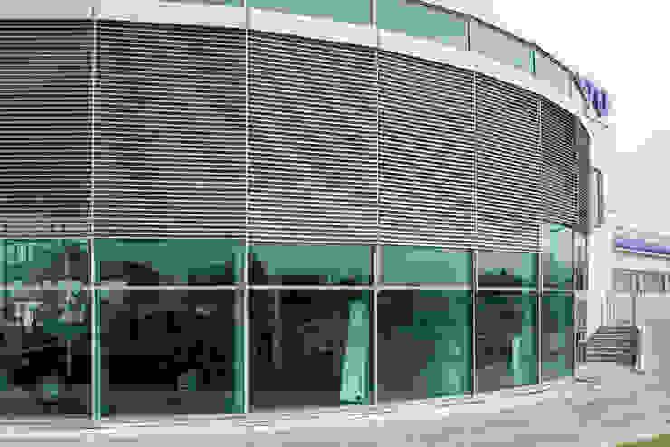 Szulzyk- Bauelemente Jendela plastik Aluminium/Seng