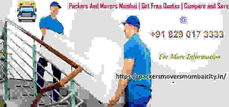 Packers And Movers Mumbai | Get Free Quotes | Compare and Save Ruang Keluarga Tropis Perak/Emas White