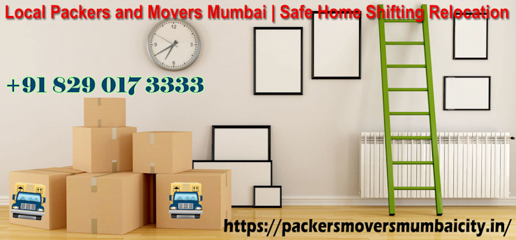 Packers And Movers Mumbai | Get Free Quotes | Compare and Save Ruang Studi/Kantor Tropis Aluminium/Seng White