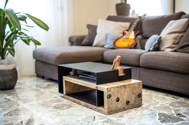 Inventoom Living roomSide tables & trays Metal