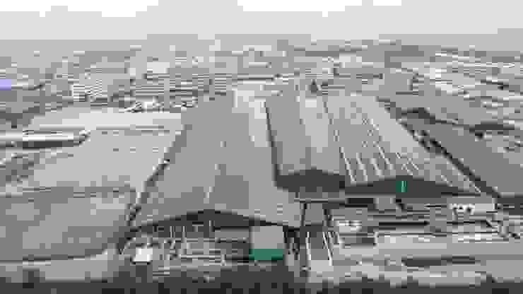 ติดตั้งระบบผลิตไฟฟ้าด้วยเซลล์แสงอาทิตย์ โดย Mor Architect ผสมผสาน