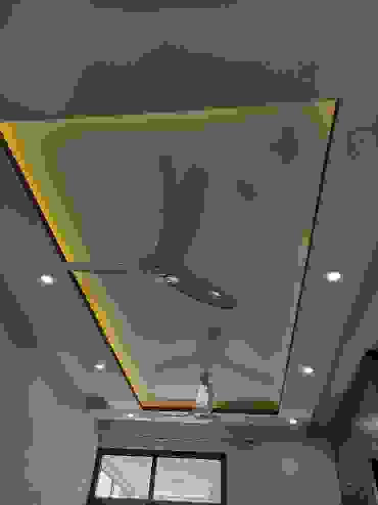 Gypsum False Ceiling by Design Kreations Modern