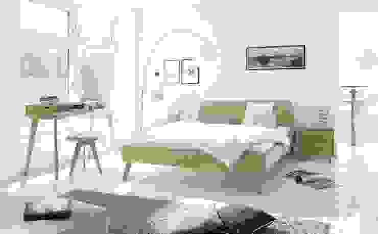 Lebensart kreatives Wohnen Chambre moderne